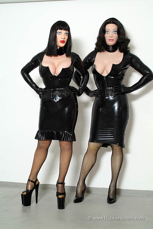 Real rubberdoll