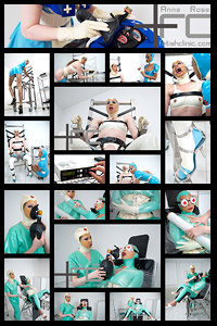 Fetish Clinic medical, clinic, asylum style of roleplay amazing pictures and videos